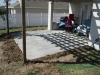 New concrete patio Clermont, FL
