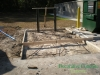Dumpster pad formwork Ocala, FL