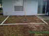 Layout for small patio addition