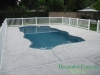 Pool Deck before  Gainesville, FL