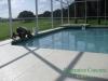 Residential Pool Deck Repaint Groveland, FL
