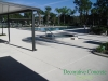 Commercial Pool Deck after South Orlando, FL