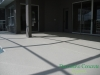 Back patio textured to match existing pool deck Groveland, FL