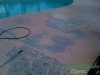 Chipping, flaking acrylic coating pool deck Gainesville, FL