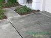 Sidewalk/Driveway before Clermont, FL