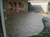 Patio addition with Stamped Concrete overlay Mt. Dora, FL