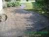 Stamped Patio The Villages FL